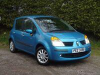 2005 Renault Modus 1.4 Dynamique 16v **Mot'd to Feburary 2018** not clio polo astra 206 307 207 ka