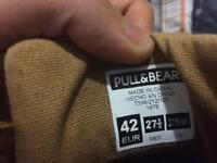 Pull and Bear Boots Size UK 8