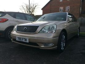 Lexus with Private Reg.Number Plate