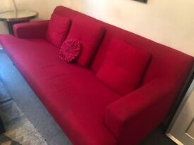 Johnnlewis 3 seater sofa in good condition RRP£1299