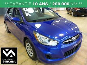 2012 Hyundai Accent GL Cruise Air