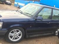 Range Rover p38 dhse