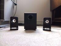 Logitech Z213 2+1 speakers