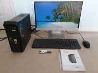 Packard Bell iMedia S2185 desktop PC workstation
