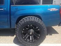 20x10 XD Series Monsters on 35 12.50 toyo open country MT