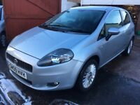FIAT PUNTO 1.4 ** 3 DOOR HATCH ** 09 PLATE ** 85,000 MILES **