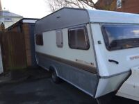 4 Berth Caravan - Ideal project or starter van