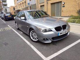 BMW 525d Msport 2.5l Auto 177 BHP E60 2005 81k £4775 ONO