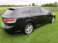 2010 TOYOTA AVENSIS 1.8 TR VALVEMATIC TOURING ESTATE ### FULL SERVICE HISTORY ###