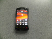Mobile Phone - BlackBerry Storm 9500 - 1GB - Black - with camera - £2.50