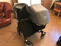 Bugaboo Donkey Double/Single Pushchair