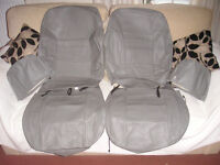 BMW SALOON CAR SEAT COVERS - BRAND NEW AND NEVER USED - FRONT SEATS ONLY