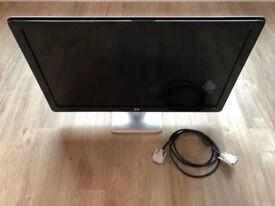 HP 2510i - 25 Inch LCD Monitor