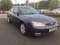 Ford Mondeo 2003 TDCi 2.0 Ghia Diesel***Fully Loaded*12 Months Mot***