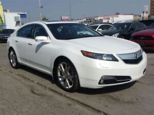 2013 Acura TL Elite AWD|TECH-PKG|GPS|B.CAMERA|LOADED!