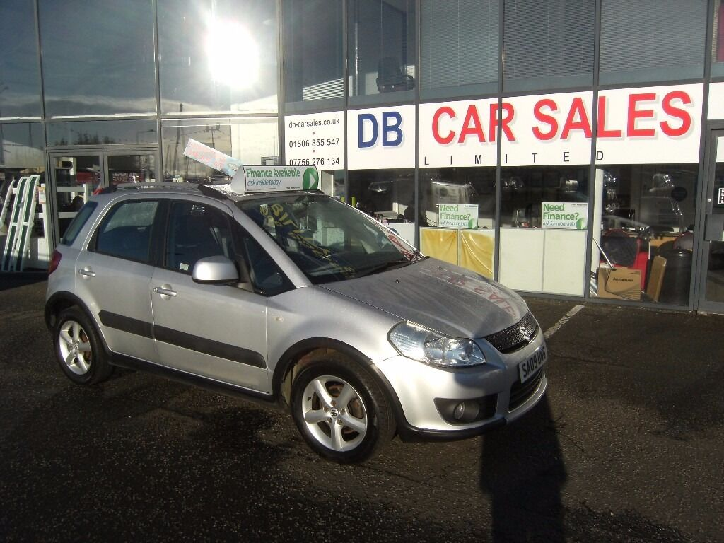 AUTOMATIC !!!! 2009 09 SUZUKI SX4 1.6 GLX 5D AUTO 107 BHP *** GUARANTEED FINANCE *** PART EX WELCOME