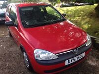 Vauxhall Corsa 1.2 ***12months MOT***
