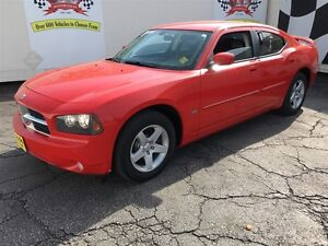 2010 Dodge Charger SXT, Automatic, Leather, Only 97,000km