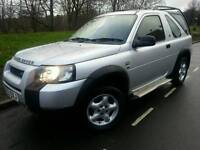 LANDROVER FREELANDER 2.0 TD4 SE 2003 53'REG*NEW SHAPE*MINT CONDITION*TOP SPEC*#4X4#RAV 4#CRV#X TRAIL