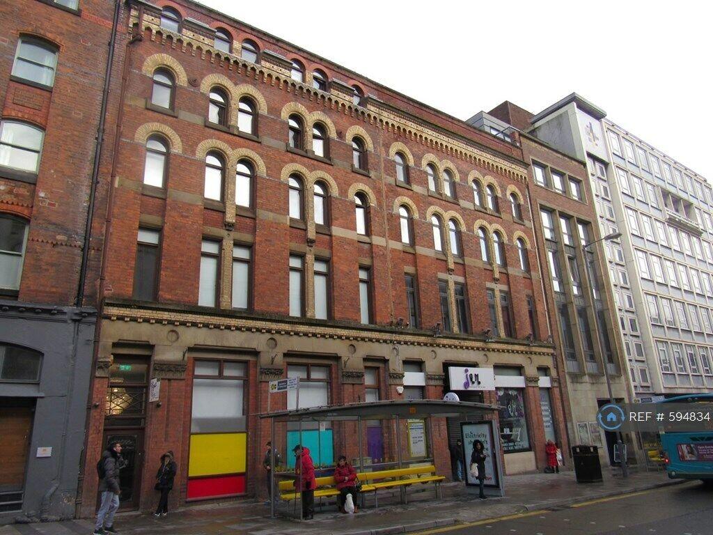 1 bedroom flat in Sir Thomas Street, Liverpool, L1 (1 bed ...