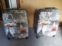 Two new 5 cities travel cases.
