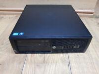HP Compaq pro 4300 SFF Core i3-3320 CPU 3.30GHz 4GB RAM 250GB HDD Win 10 SFF