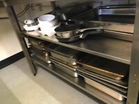 Catering business for sale rented property