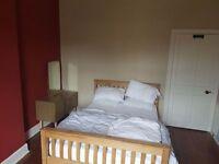 Double room in garden flat