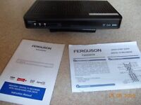 FERGUSON TV RECORDER (Model F20500DTR)