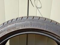 3 x Subaru WRX STI Tyres - £150