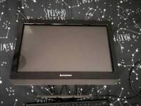 Lenovo C325 all in one touchscreen desktop computer