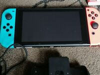 Nintendo Switch 32gb New model with improved battery