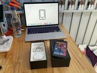 iPhone 7 128gb Jetblack Unlocked - 70% 🔋