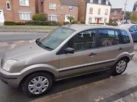 Ford Fusion 1.4 Semi-Auto - Need gone ASAP - Open to offers