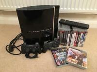 Boxed Original PS3 40gb Bundle