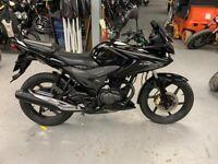 Honda CGF 125cc petrol 08 plate