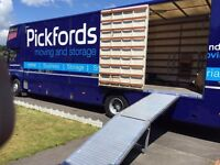 HGV 18 Tonne Removals Truck Driver required