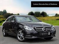Mercedes-Benz E Class E220 CDI SE (black) 2014-03-19