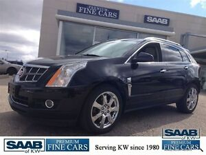 2010 Cadillac SRX 2.8T AWD PREMIUM PACKAGE NAVIGATION DUAL REAR