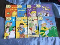 Level 1-3 reading books for children