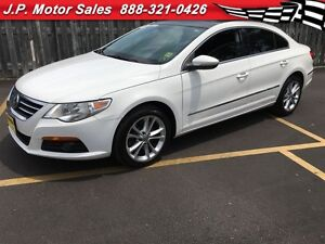 2011 Volkswagen PASSAT CC Sportline, Automatic, Leather, Heated