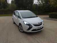 Vauxhall Zafira Tourer SRi CDTi Auto Diesel 0% FINANCE AVAILABLE