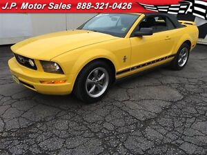 2006 Ford Mustang V6, Automatic, Leather, Convertible Oakville / Halton Region Toronto (GTA) image 1