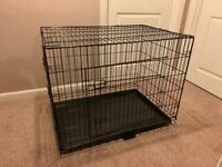Dog cage medium/large