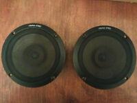 Clarion SE-6132 Duel Cone Car Speakers