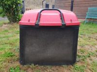 Grass collector box for Mountfield ride on tractor mower 1436H