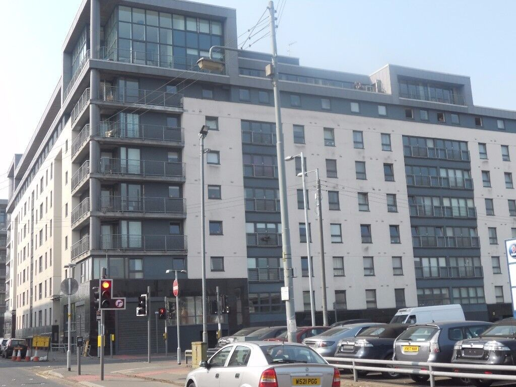 ***MODERN 3 BEDROOM APARTMENT - WALLACE STREET £995 - AVAILABLE 12TH JANUARY 2018***