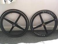 Spinergy Rev X wheels