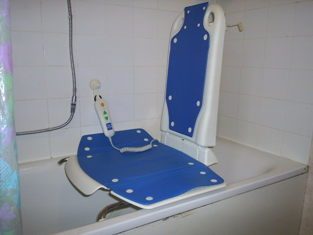 ELLIXIR disability Bath Lift bought recently through CareCo. | in ...