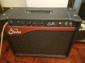 SUHR BELLA ELECTRIC GUITAR AMPLIFIER (LIKE NEW)